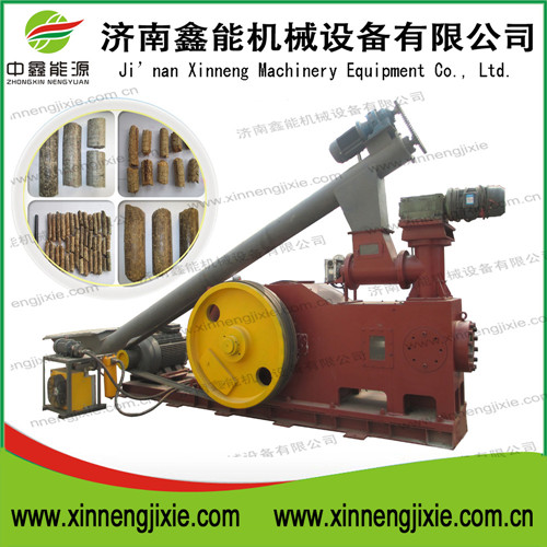 The Biggest Diameter Biomass Briquette Machine